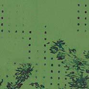 Cotton Greenery Print Short