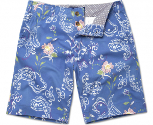 Bamboo Cotton Italian Short