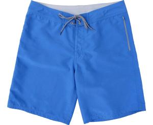 Blue Solid Men's Boardshort
