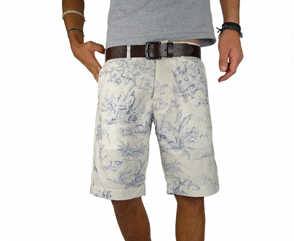 French Toile men's Short - lifestyle