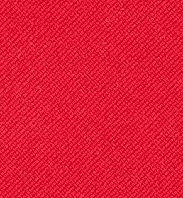 Detail photo - Red plain microweave polyester + lycra Fabric