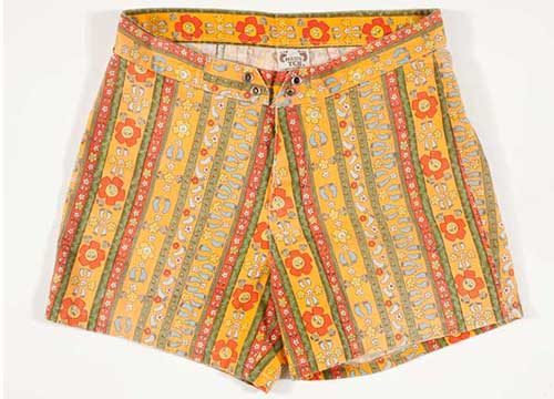 Early Hang ten Swim Short